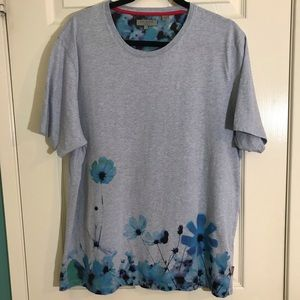 Ted Baker London T Shirt | Size 7